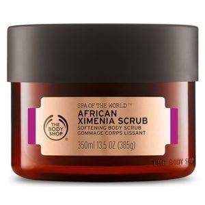The Body Shop African Ximenia Scrub