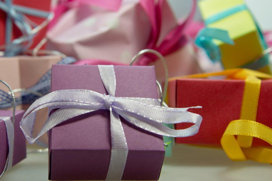 4 personlige gaver til børn i alle aldre